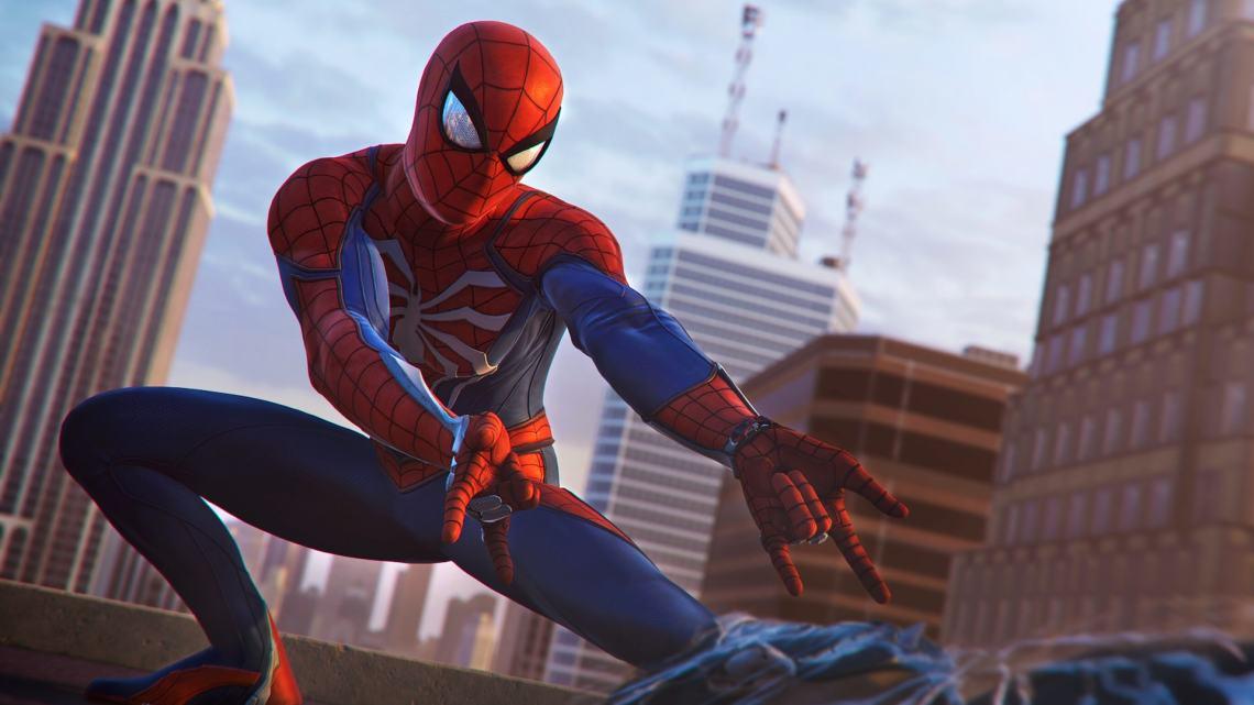 Algunos de los trajes que veremos en Spider-Man