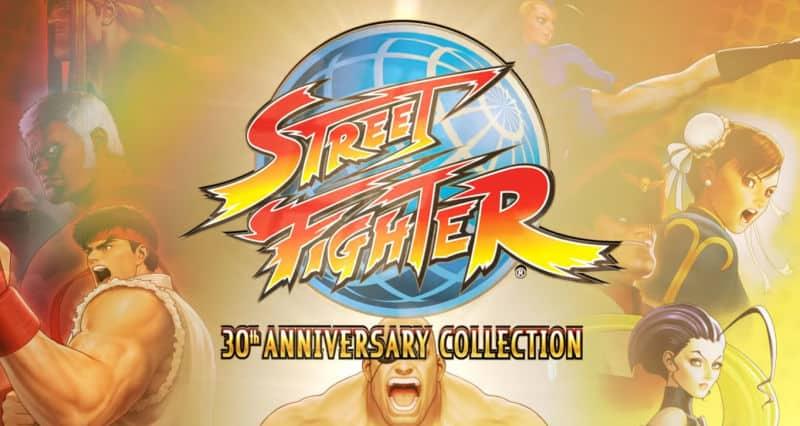 RegiónTV | Toma de contacto: Street Fighter 30th Anniversary Collection