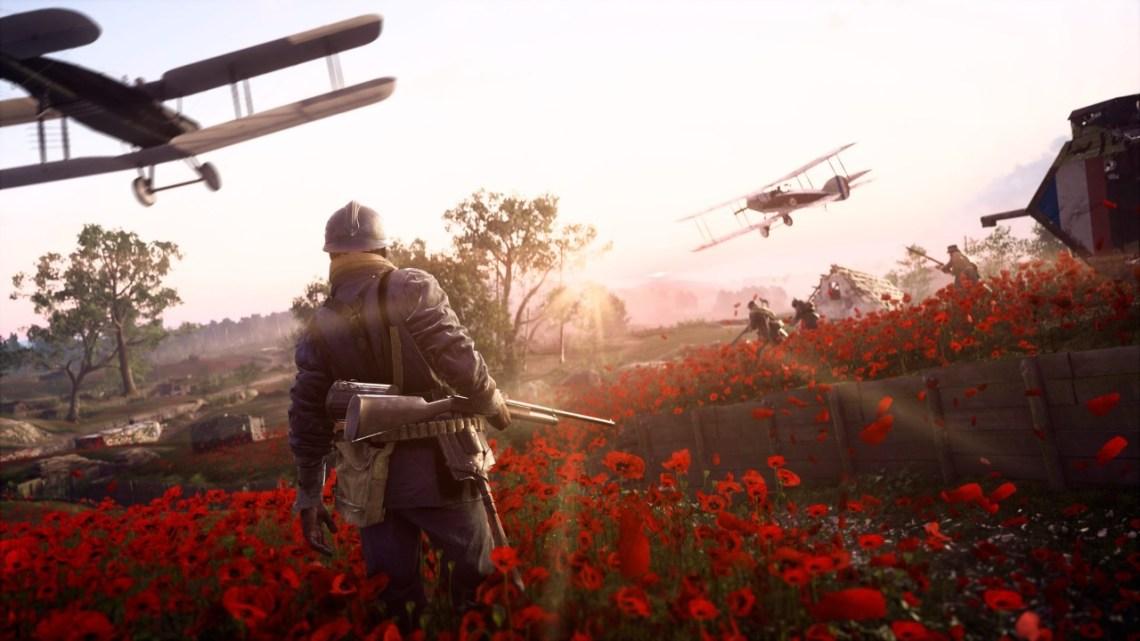 El mapa Brecha de Battlefield 1 ya disponible para todos los jugadores