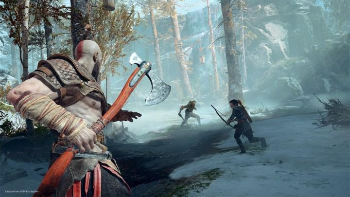 Santa Monica Studio comparte una imagen del nuevo Kratos con la barba afeitada