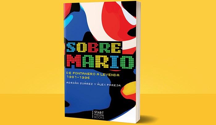 """Ya a la venta el libro """"Sobre Mario: De fontanero a leyenda (1981-1996)"""