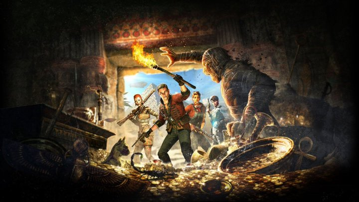 E3 2018 | Strange Brigade recibe un nuevo gameplay comentado por desarrolladores de Rebellion