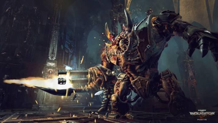 Warhammer 40,000: Inquisitor – Martyr se retrasa al 5 de junio en PS4, Xbox One y PC
