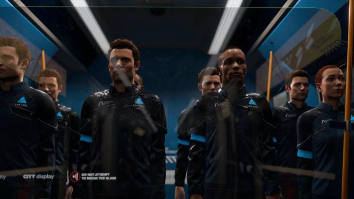 Detroit: Become Human alcanza los 1,5 millones de jugadores y las 20 millones de horas