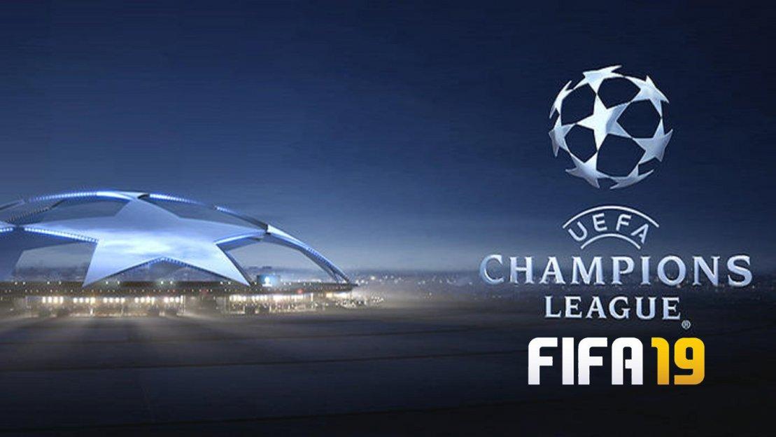 FIFA 19 contará con las dos competiciones europeas