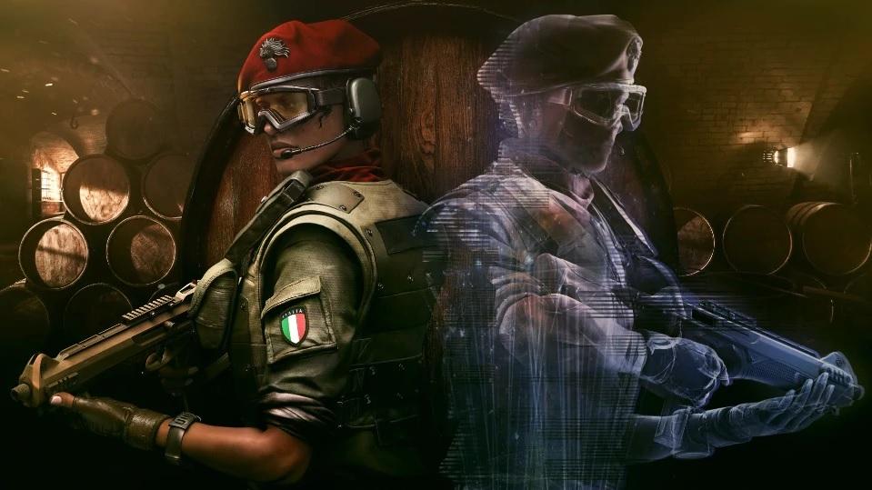 Rainbow Six Siege muestra a su primera agente italiana: Alibi