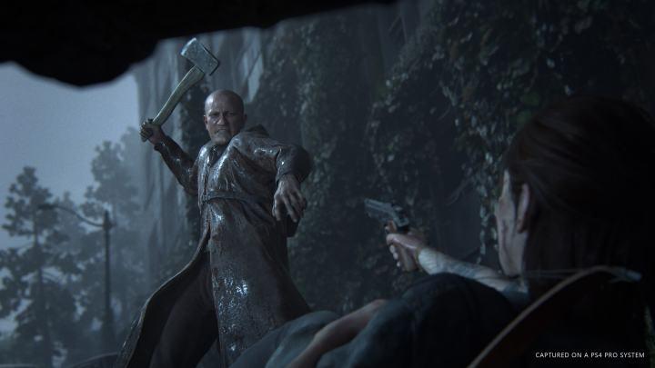El rapero Logic y el actor Travis Willingham participan en la captura de movimientos de The Last of Us: Part II