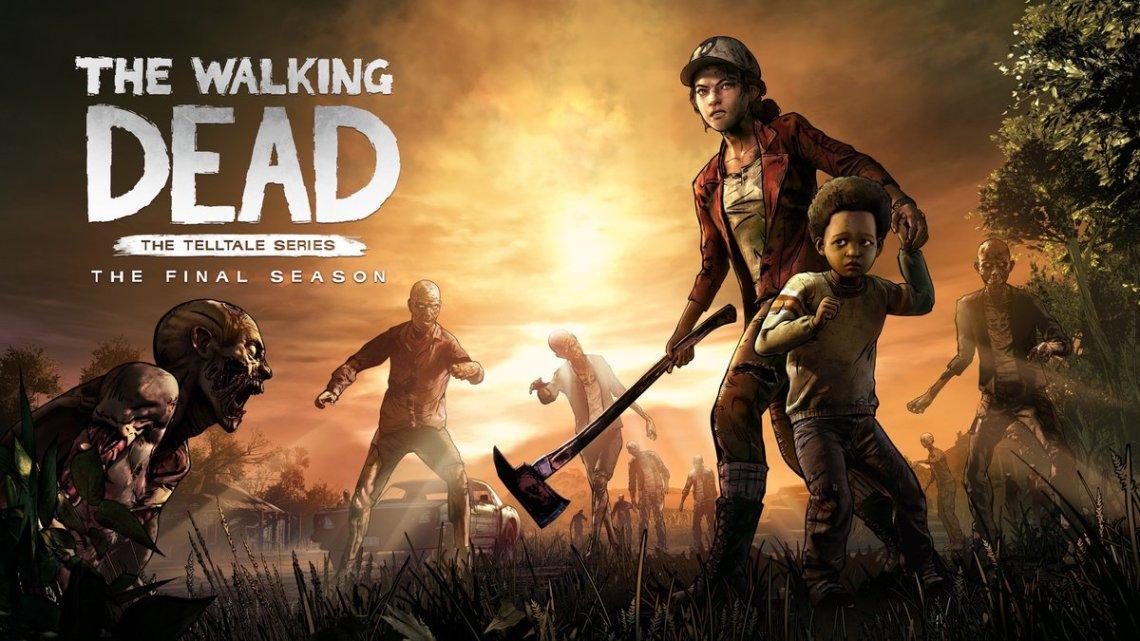 El creador de The Walking Dead  se despide del público del videojuego