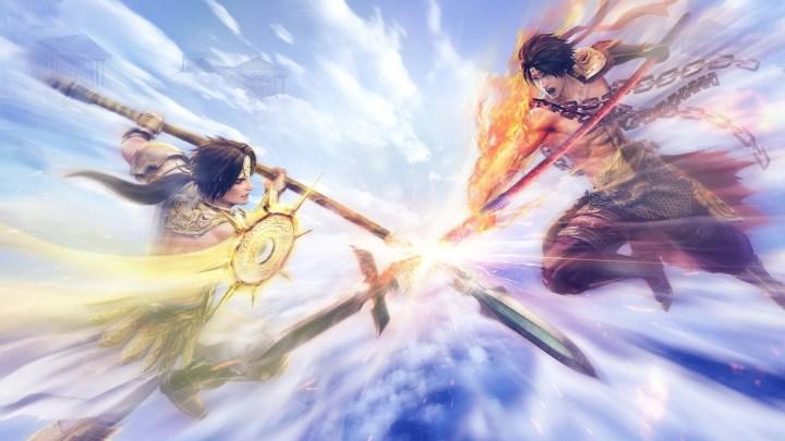 El poder de los dioses llega a Warriors Orochi 4
