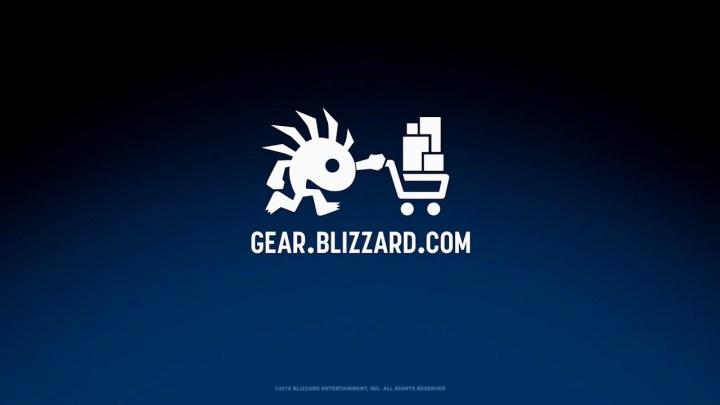 La tienda oficial Blizzard Gear abre sus puertas en Europa