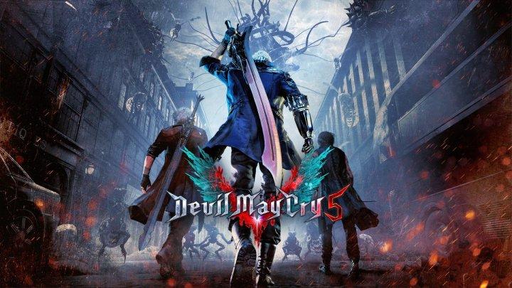 E3 2018 | Devil May Cry 5 estrena sus primeras imágenes ingame. Funcionará bajo el motor gráfico de Resident Evil 7