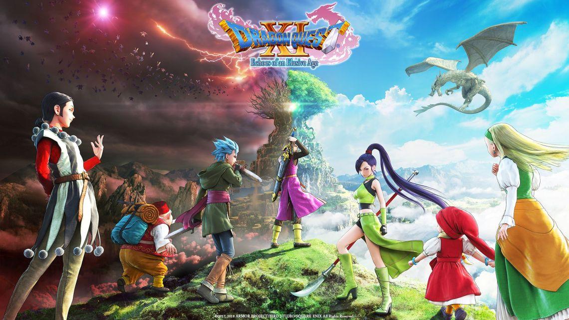 E3 2018 | Dragon Quest XI: Ecos de un pasado perdido estrena nuevos minutos de gameplay
