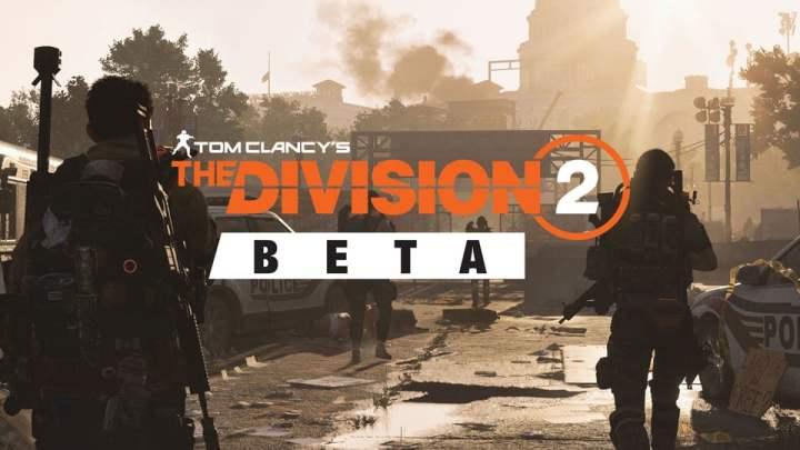 Entra y apúntate ya a la beta de Tom Clancy's The Division 2