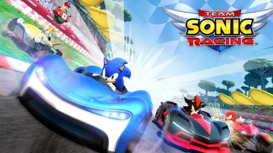 Team Sonic Racing revela un nuevo circuito en su último tráiler