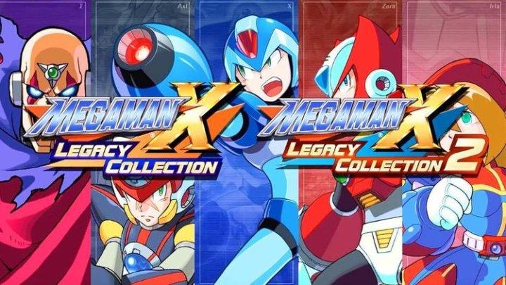 Análisis | Mega Man X Legacy Collection 1 & 2