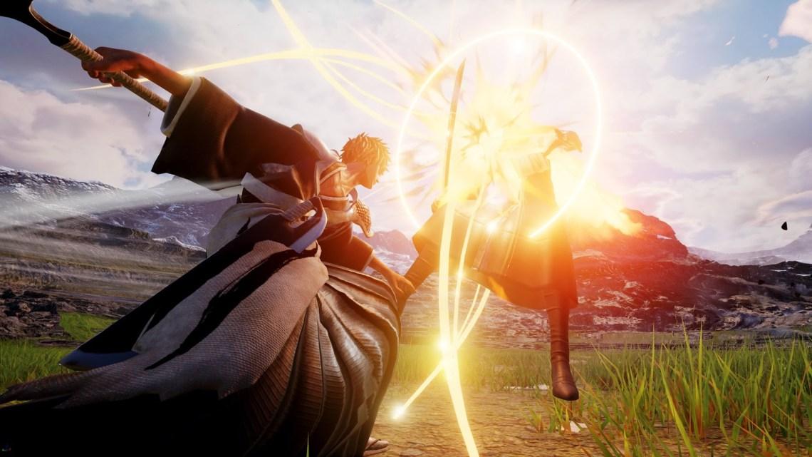 Los personajes de Bleach protagonizan el nuevo gameplay de Jump Force