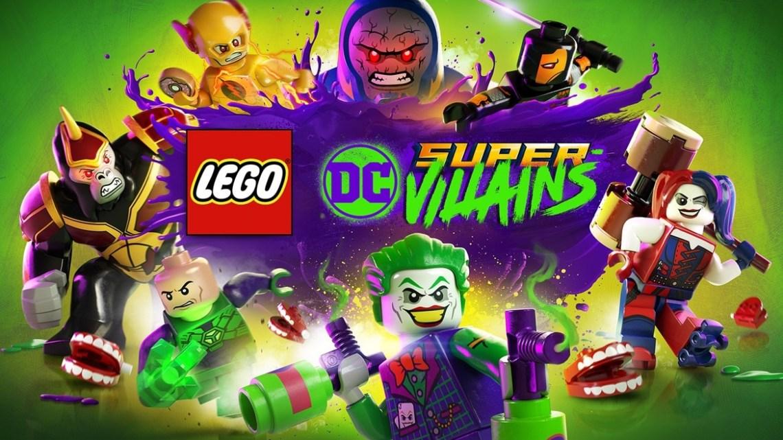 Warner Bros muestra en vídeo el editor de personajes de LEGO DC Súper-Villanos