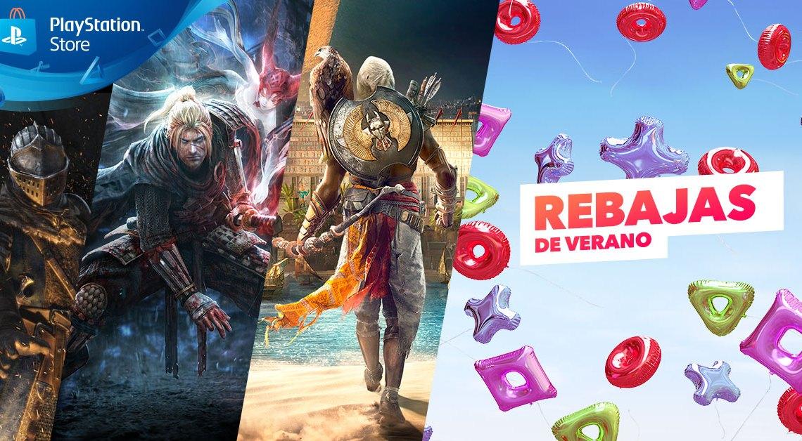 ¡Comienzan las rebajas de verano en PlayStation Store! Horizon: Zero Dawn o GT Sport por 19,99 euros