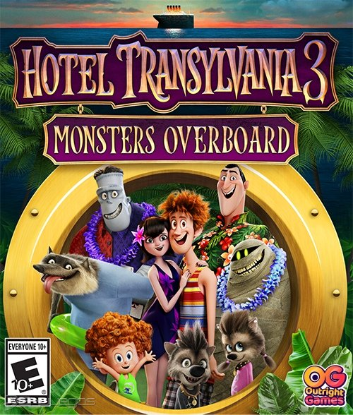 Hotel Transylvania 3: Monstruos al agua