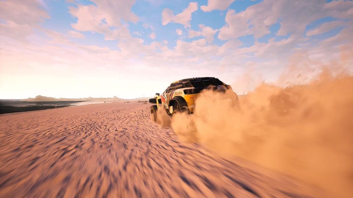 Vive el desafío del Dakar en la gamescom