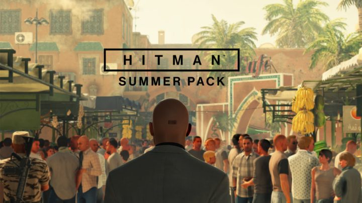 HITMAN – Summer Pack nos lleva hasta Marrakesh