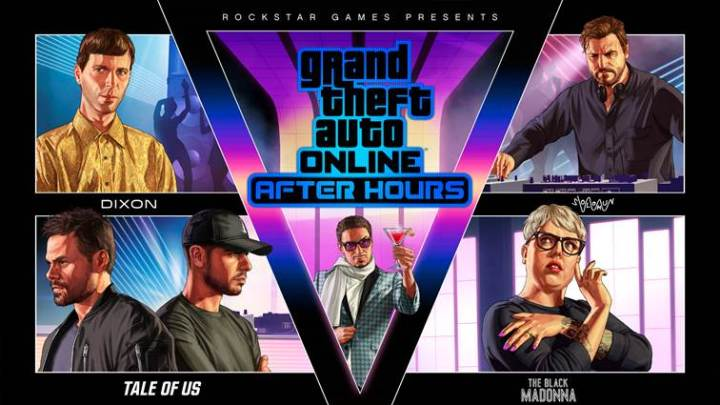 GTA Online: After Hours ya se encuentra disponible