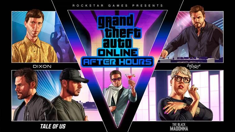 GTA Online: After Hours ya se encuentra disponible