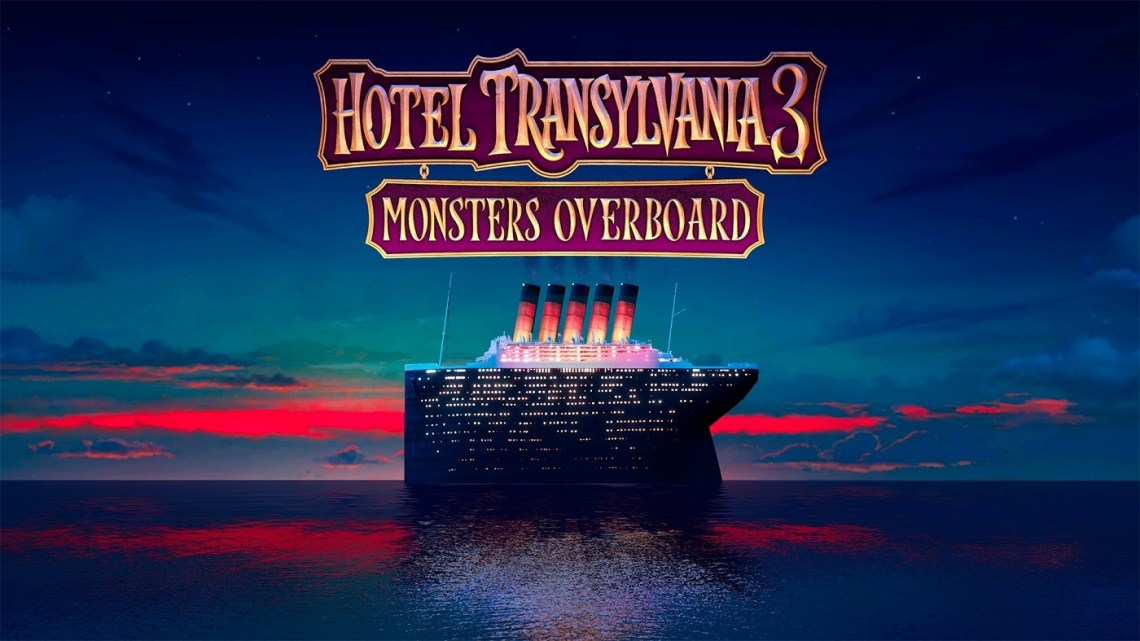 Avance   Hotel Transylvania 3: Monsters Overboard