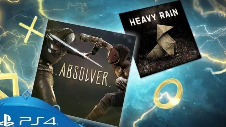Ya disponible para descargar los juegos de PlayStation Plus de julio