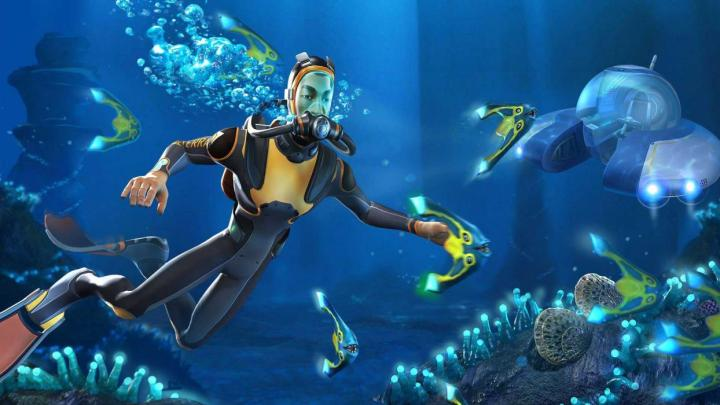 Subnautica y Below Zero confirman su lanzamiento para PlayStation 5