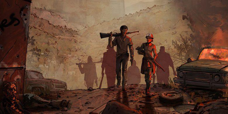 The Walking Dead: La Temporada Final se muestra en primicia con un extenso gameplay de 15 minutos