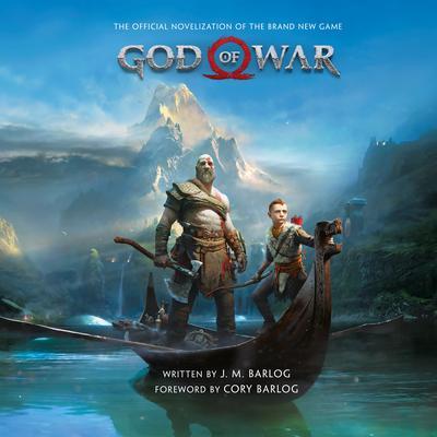 La novela de God of War incluirá una versión en audiolibro narrado por Mimir