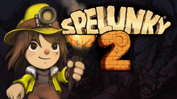 Spelunky 2 retrasa su lanzamiento hasta 2020
