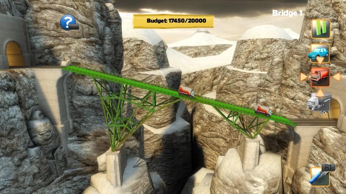 Koch Media y Headup Games firman un acuerdo de distribución | Anunciado un pack recopilatorio de Bridge Constructor para PS4