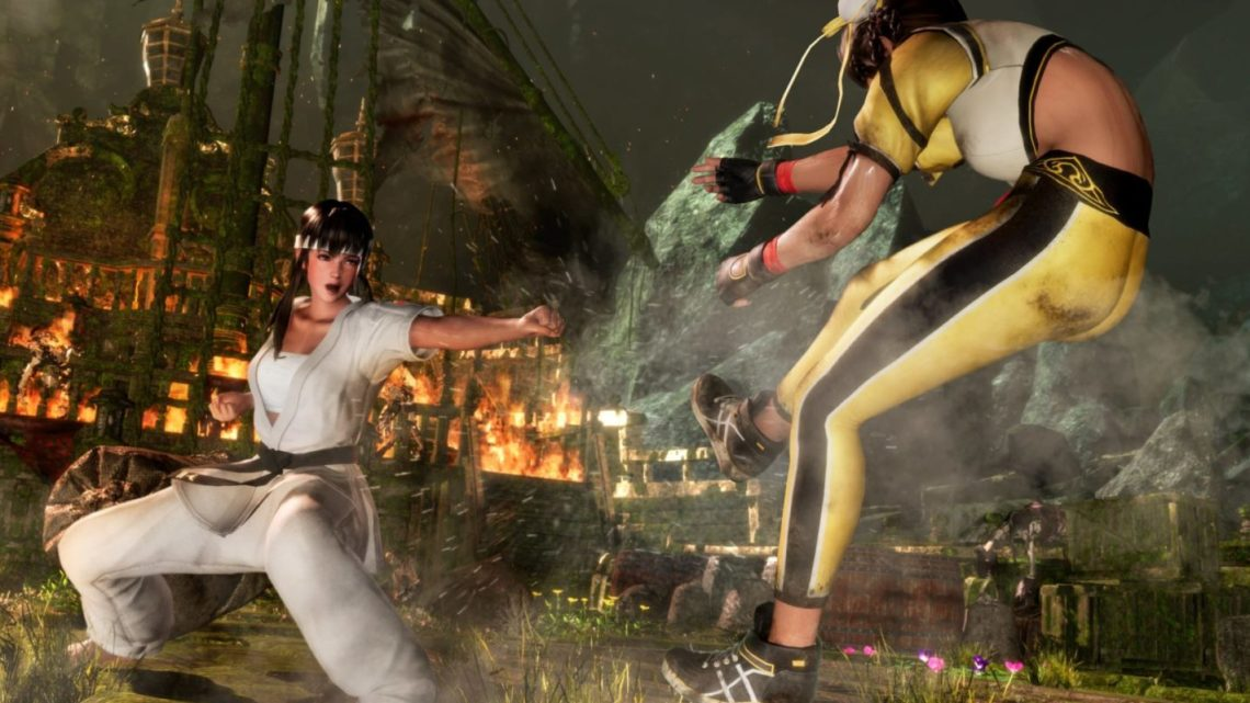 Comienza la Beta Online de Dead or Alive 6 para suscriptores de PS Plus