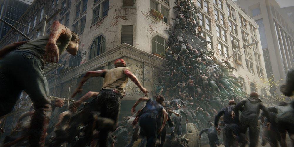 Nuevo gameplay muestra los primeros 20 minutos de World War Z