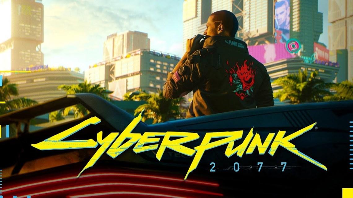 Espectacular primer gameplay del esperado Cyberpunk 2077
