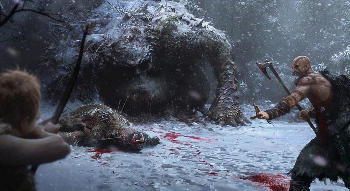 Dark Horse anuncia un nuevo cómic sobre God of War