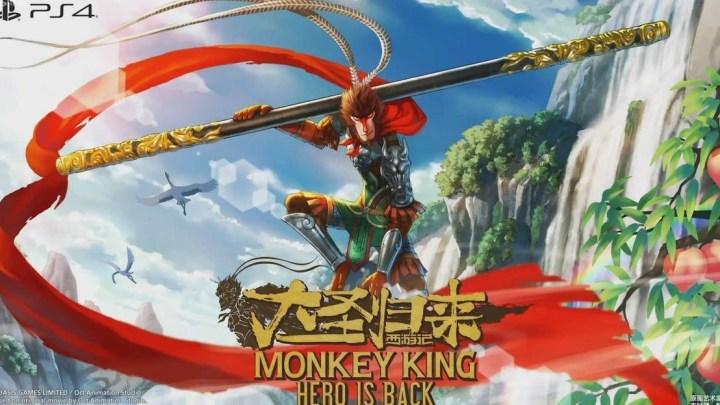 Monkey King: Hero Is Back estrena nuevo tráiler y confirma su lanzamiento para 2019