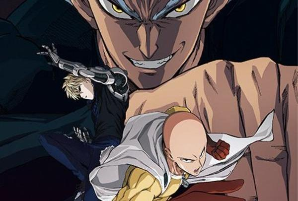 La segunda temporada de One Punch Man llegará en abril de 2019