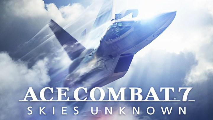 El contenido descargable «Serie de aviones experimentales» aterriza en Ace Combat 7: Skies Unknown