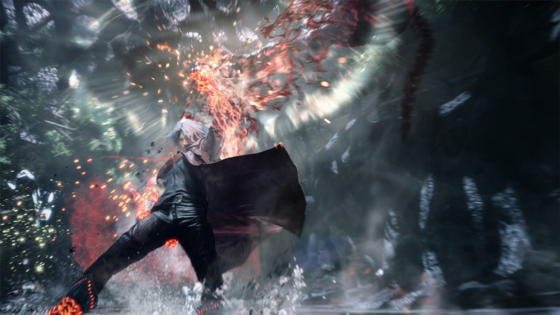 Así rinde Devil May Cry 5 en PS4, PS4 Pro, Xbox One y Xbox One X