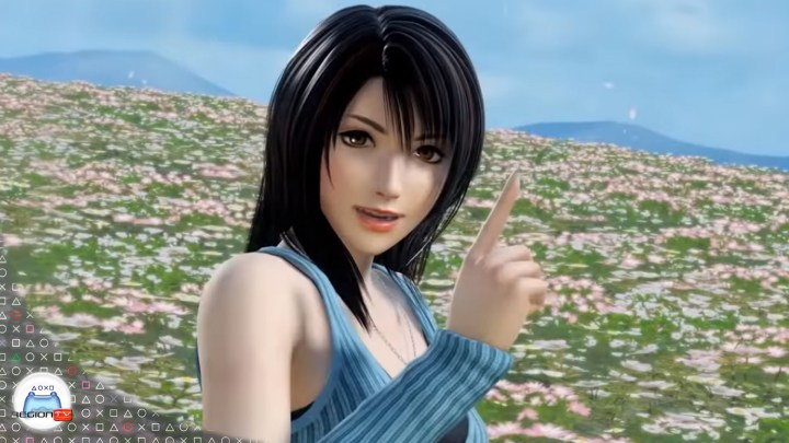 RegiónTV | Dissidia Final Fantasy NT | Gameplay Rinoa Heartilly