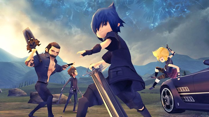 Square Enix lanza por sorpresa Final Fantasy XV Pocket Edition HD