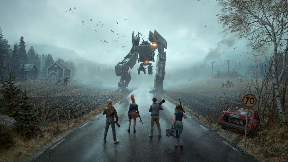 Generation Zero muestra su jugabilidad en un trepidante nuevo gameplay
