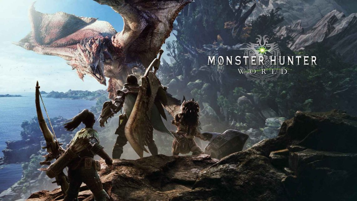 Monster Hunter World alcanza los 13,1 millones de copias vendidas a nivel mundial