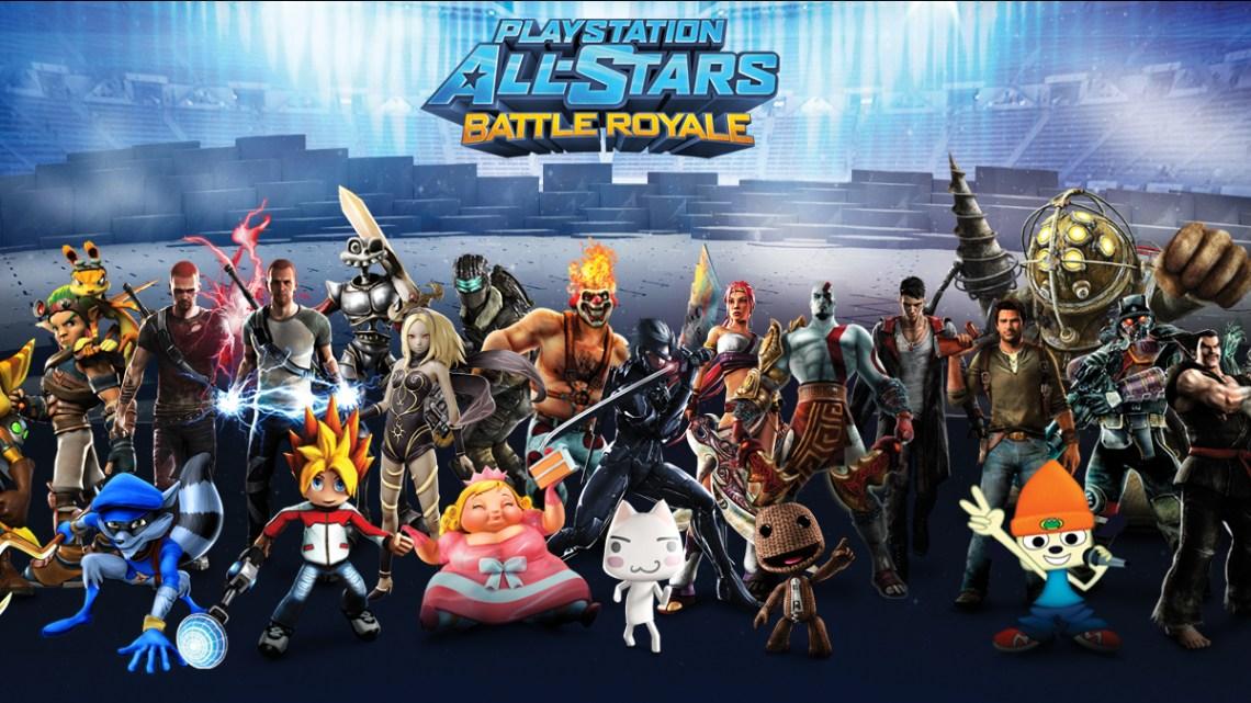 PlayStation All-Stars Battle Royale cerrará sus servidores el próximo mes de octubre