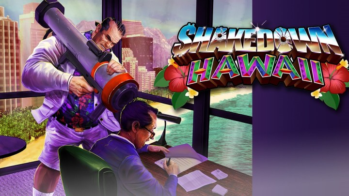 Shakedown: Hawaii se lanzará el 7 de mayo para PS4, Switch, PS Vita y PC | Nuevos vídeos