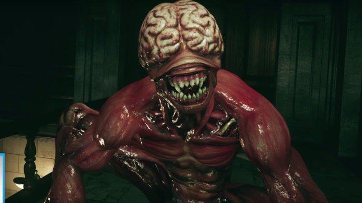 Nuevo gameplay de Resident Evil 2 Remake protagonizado por los Lickers