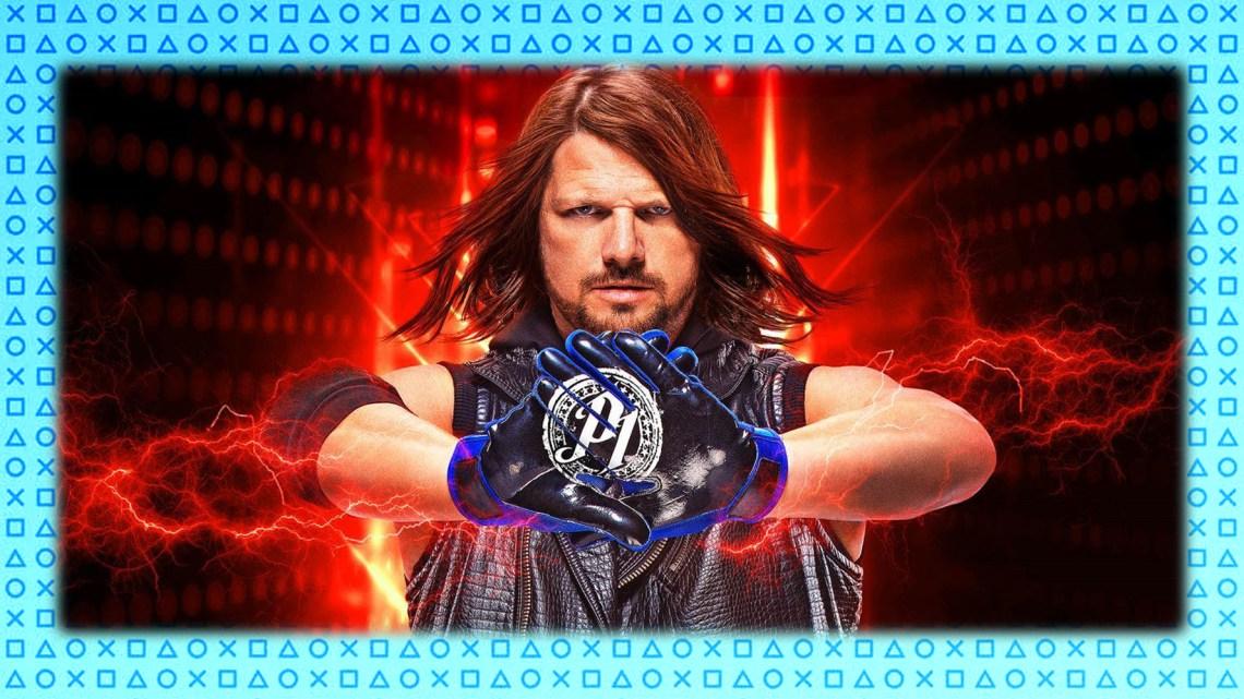 Avance   WWE 2K19